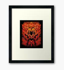God of War Framed Print