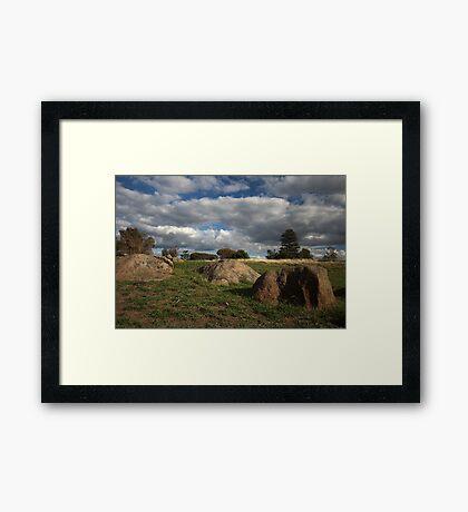 Natures Wonders Framed Print