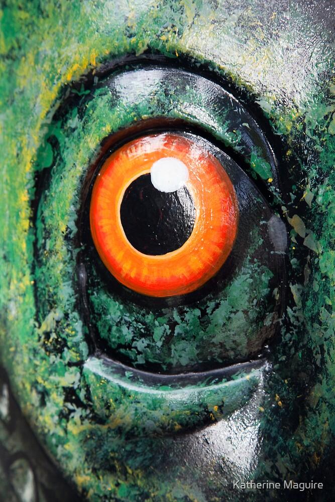 Elephant Eye by Katherine Maguire