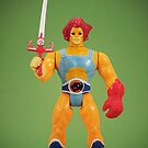 Lion-O by Fanboy30