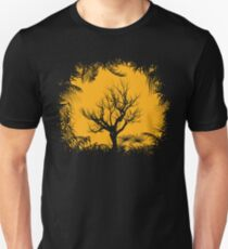 Tree Clearing To The Sun Unisex T-Shirt