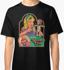 Camiseta clásica Mi primer muñeco vudú