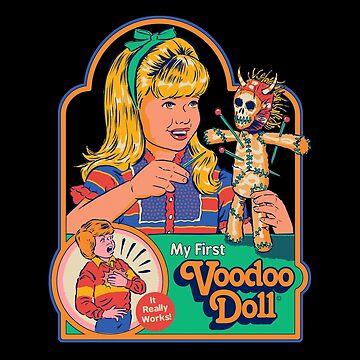Meine erste Voodoo-Puppe von stevenrhodes