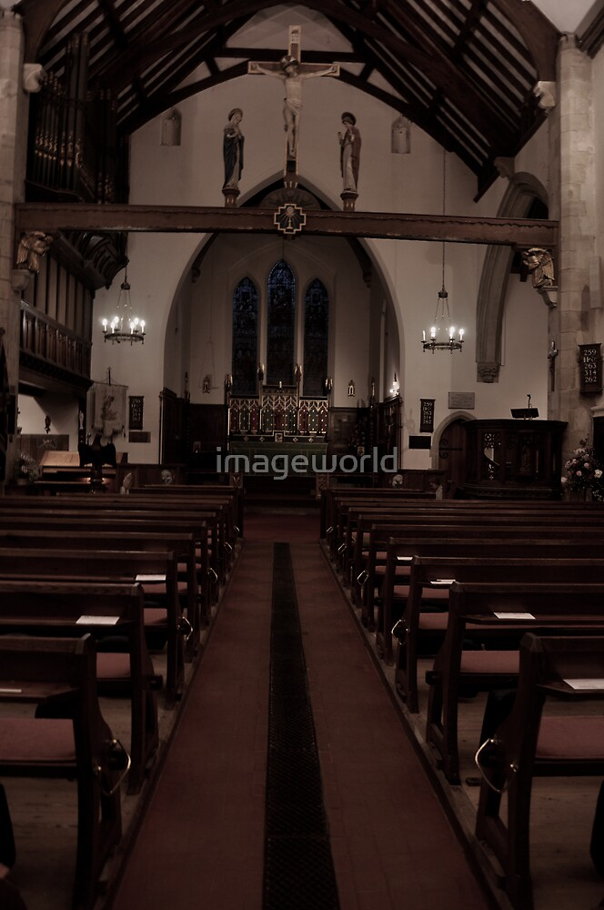 St. Michaels Church by imageworld
