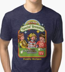 Lass uns Brownies machen Vintage T-Shirt