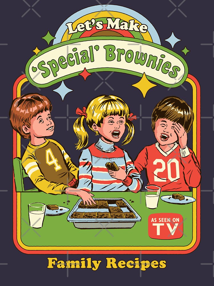 Let's Make Brownies by stevenrhodes