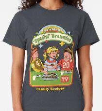 Lass uns Brownies machen Classic T-Shirt