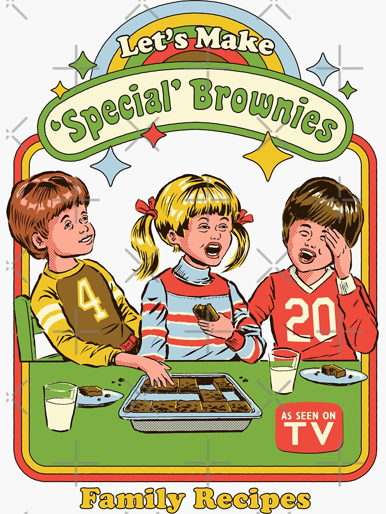 Let's Make Brownies by stevenrhodes