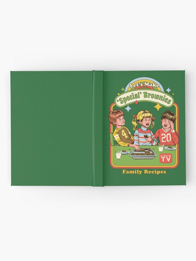 Alternate view of Let's Make Brownies Hardcover Journal
