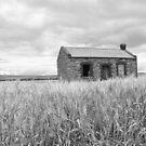 Old stone hut by Jennifer Saville