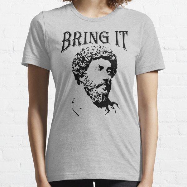 Tráelo   Marco Aurelio - Estoicismo Camiseta esencial