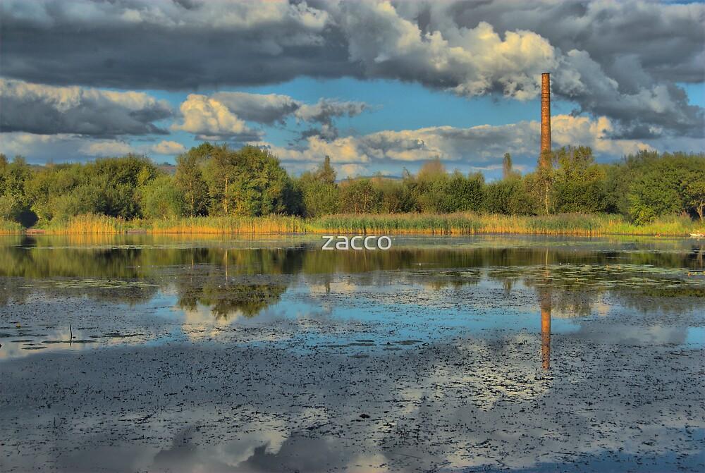 neath lake hdr 2 by zacco