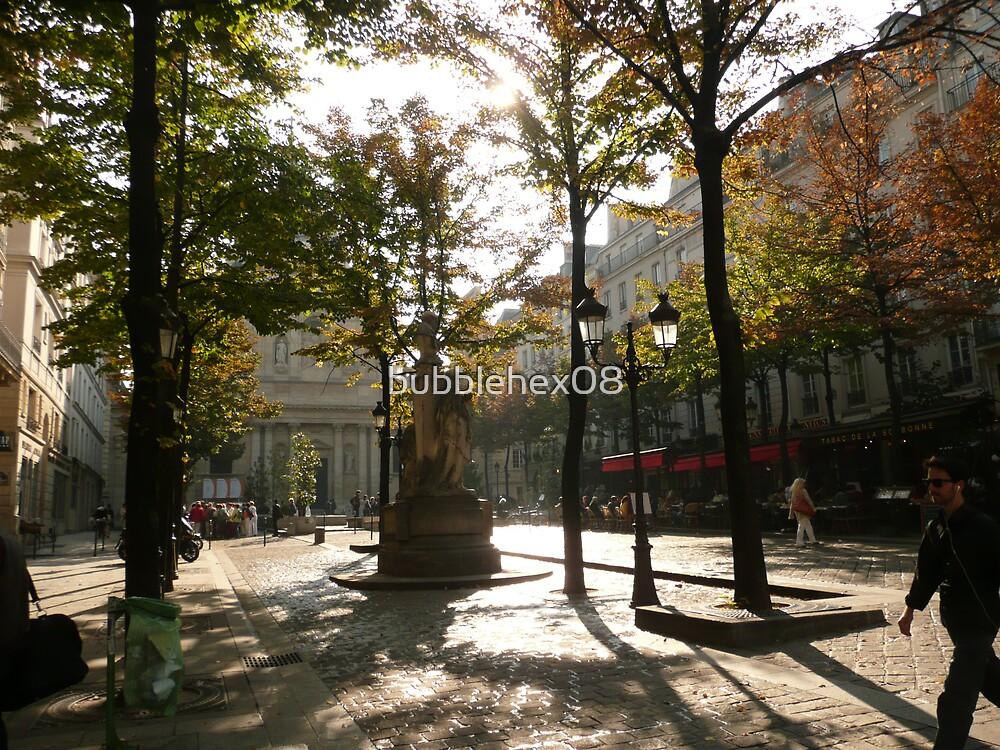 Place de  l'Odéon              by bubblehex08
