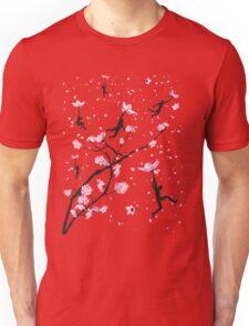 Blossom Flight Unisex T-Shirt
