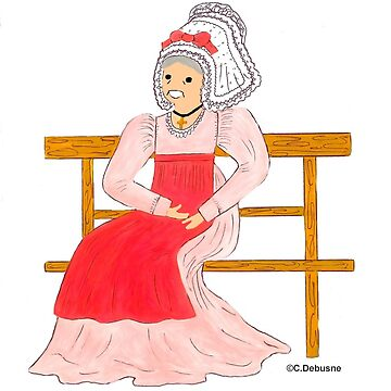 Costume of LANGUEDOC, France by Folklore