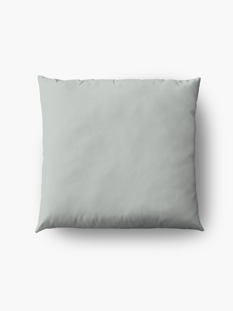 Alternate view of PANTONE 14-4503 TCX Metal Floor Pillow