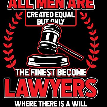 Equality lawyers by GeschenkIdee