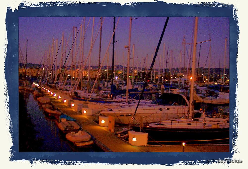 Dockin At The Bay by davesdigis