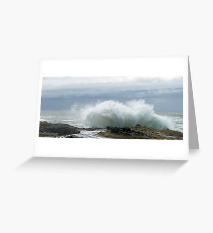 Almighty Power Greeting Card