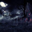 Geisterhaus 2 von AnnArtshock