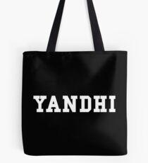 Yandhi Tote Bag