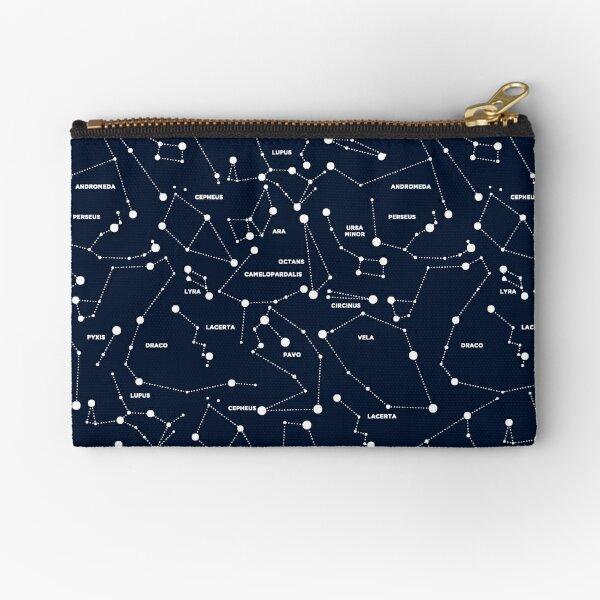 Constellation  Zipper Pouch