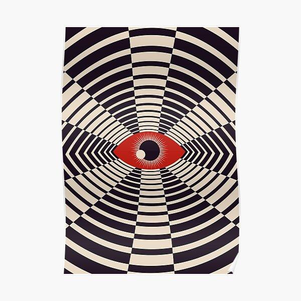 The All Gawking Eye Poster