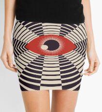 The All Gawking Eye Mini Skirt