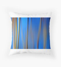 Blue Thought Floor Pillow