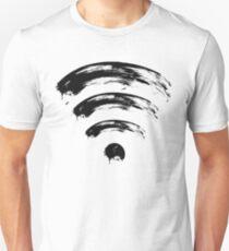 Wi Fi Symbol Unisex T-Shirt