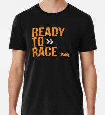 Ktm Rennmotorrad Premium T-Shirt