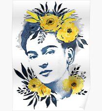 Viva la Frida Poster