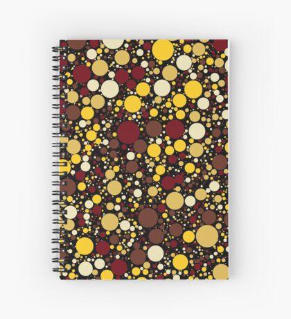 Circle Packing 204 Spiral Notebook
