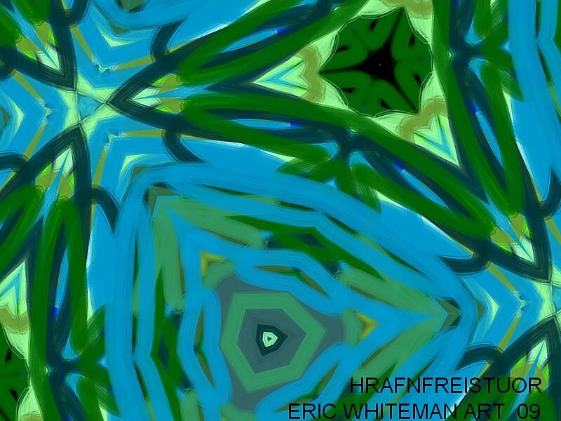 ( HRAFNFREISTOUR ) ERIC WHITEMAN  by ericwhiteman