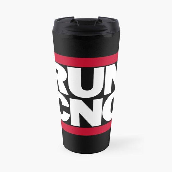 RUN CNC Travel Mug