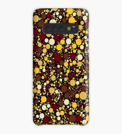 Circle Packing 204 Case/Skin for Samsung Galaxy