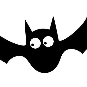 Halloween Little Bat by MartinV96