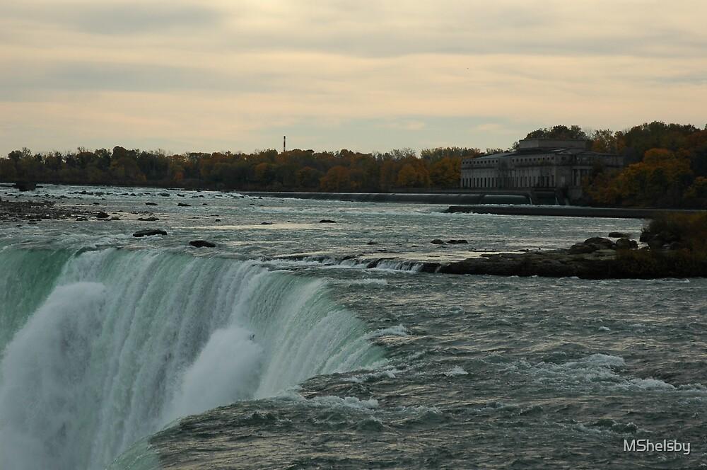 Niagra Falls by MShelsby