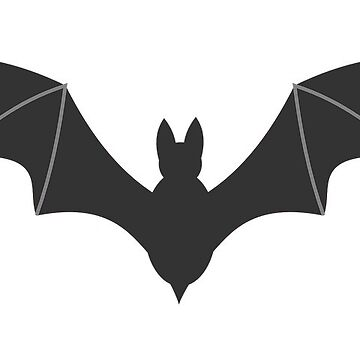 Halloween Bat Big Wings by MartinV96