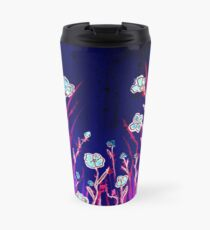 Growing Together - Flowers Travel Mug