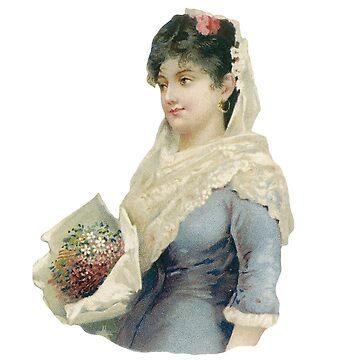 Spanish Lady by Salocin