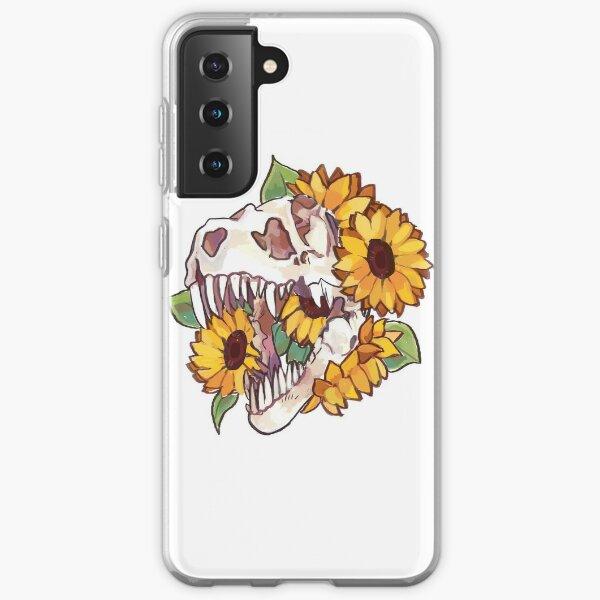 Dinosaur Skull Samsung Galaxy Soft Case