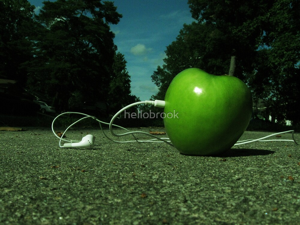 apple to apple by hellobrook
