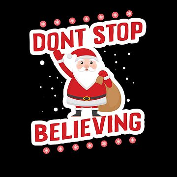 Dont Stop Believing by NovaPaint