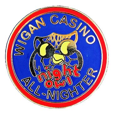 Northern Soul Wigan Casino All Nighter Night Owl by Glyn123