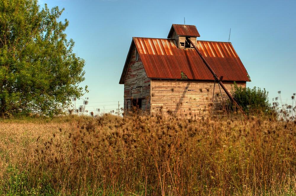The Barn by jnhPhoto