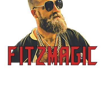 FitzMagic T-Shirt Ryan Fitzpatrick 14 by danny911