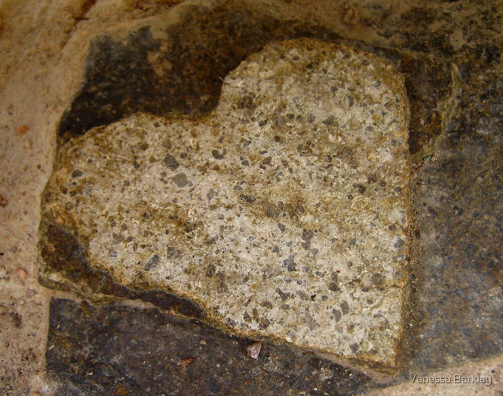 Rock Of Love by Vanessa Barklay