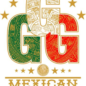 GGG Mexian Style World Champion T-Shirt by danny911