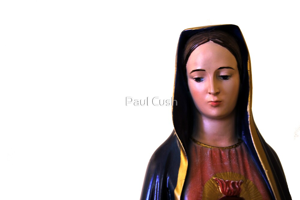 Mary by Paul Cush